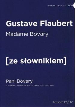 Pani Bovary w. francuska + słownik