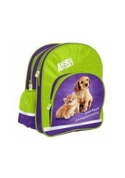 Plecak Animal Planet pies i kot