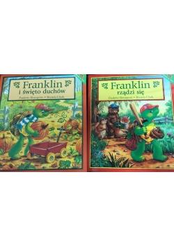 Franklin i święto duchów/Franklin rządzi się, Nowa