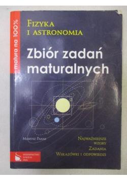 Zbiór zadań maturalnych. Fizyka i astronomia +CD