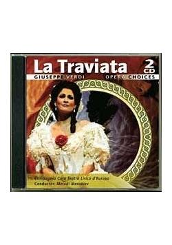 La Traviata, płyta CD