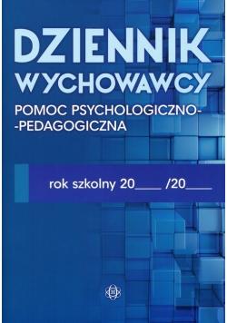 Dziennik wychowawcy Pomoc psychologiczno-pedagogiczna