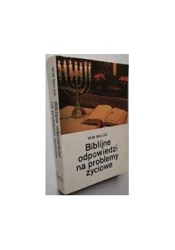 Biblijne odpowiedzi na problemy życiowe
