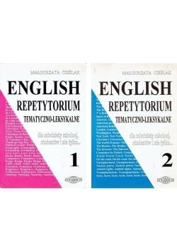 English repetytorium tematyczno-leksykalne 1-2