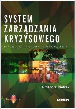 System zarządzania kryzysowego
