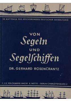 Von Segeln und segelschiffen, 1940r.