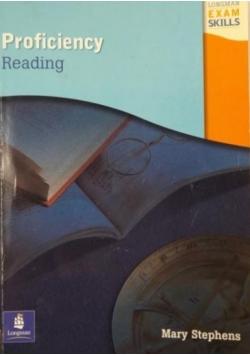 Proficjency reading