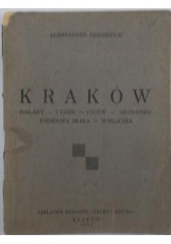 Kraków, 1937 r.