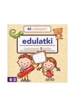 Edulatki. Ćwiczenia 5-latka w.2018