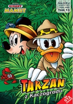 Tarzan z Kaczogrodu