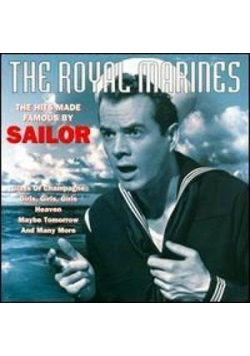 SAILOR - The Royal Marines CD