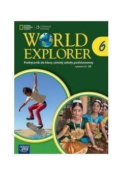 World Explorer 6 SB + 2CD NE