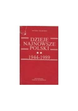 Dzieje najnowsze Polski