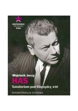 Jerzy  Sanatorium pod Klepsydrą, DVD