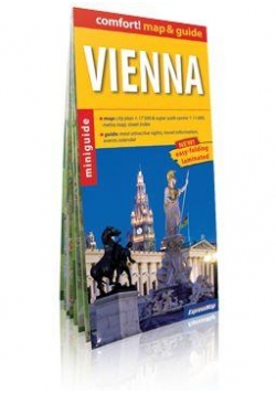 Comfort! map&guide Wiedeń plan miasta