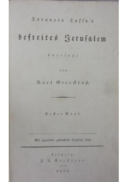 Torquato Tasso befreites Jerusalem, 1822 r.