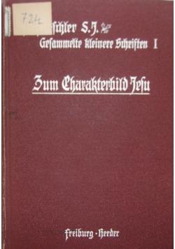 Gefammelte Aleinere Schriften, 1909 r.