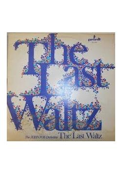 The Last Waltz płyta winylowa