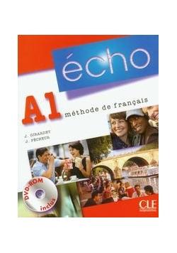 Echo : A1 : Podręcznik + DVD