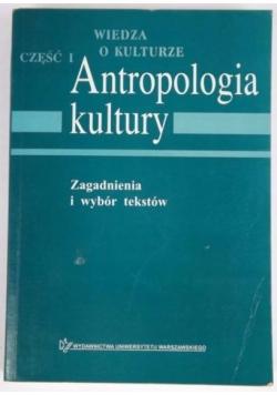 Antropologia kultury, część 1