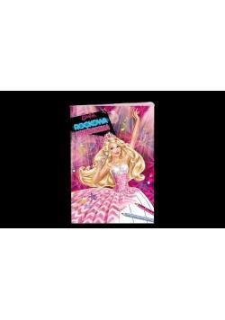 Kolorowanka. Barbie Rockowa księżniczka