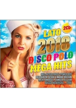 Lato 2018. Mega hity disco polo (2CD)