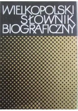 Wielkopolski słownik biograficzny