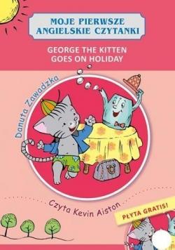 Moje pierwsze angielskie czytanki. George the...