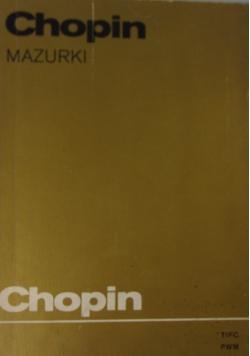 Chopin mazurki