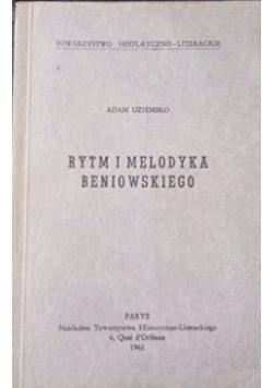 Rytm i melodyka Beniowskiego