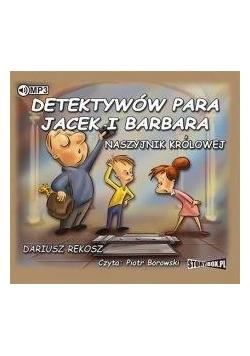 Detektywów para.. Naszyjnik królowej audiobook