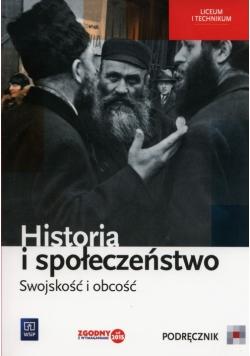 Historia i społeczeństwo Swojskość i obcość Podręcznik