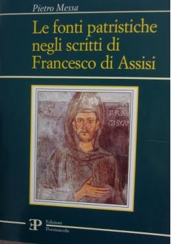 Le fonti patristiche negli scritti di Francesco di Assisi