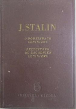 O podstawach Leninizmu, 1949 r.