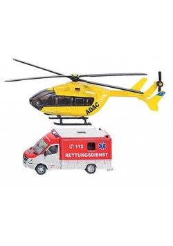 Siku Super - Zestaw ratownictwa drogowego S1850