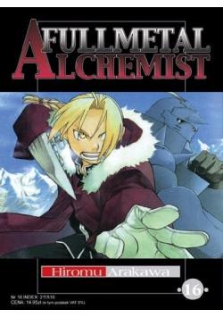 Fullmetal Alchemist nr.16