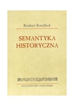 Semantyka historyczna , nowa