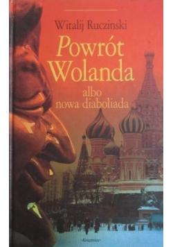 Powrót Wolanda albo nowa diaboliada