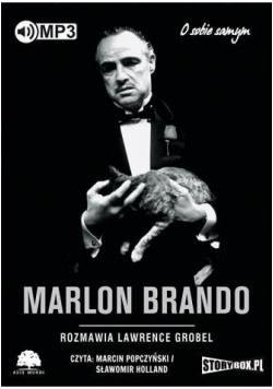 Marlon Brando. Rozmowy audiobook