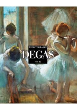 Wielcy Malarze T.27 Degas