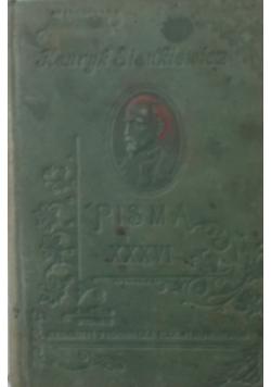 Pisma Henryka Sienkiewicza Tom III