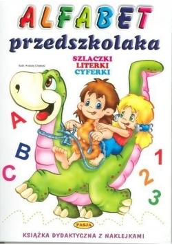 Alfabet Przedszkolaka. Szlaczki. Literki. Cyferki