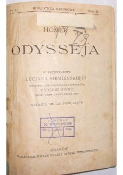 Odysseja, 1924r.