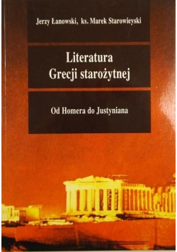 Literatura Grecji starożytnej