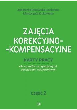Zajęcia korekcyjno-kompensacyjne cz.2