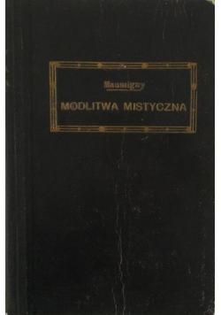 Modlitwa mistyczna, 1922 r.