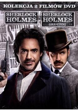 Sherlock Holmes, płyta DVD