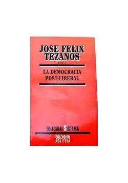 La democracia post- liberal