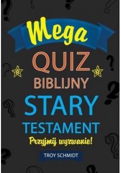 Mega quiz biblijny - Stary Testament