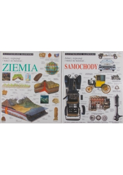 Ilustrowane słowniki - Samochody/Ziemia